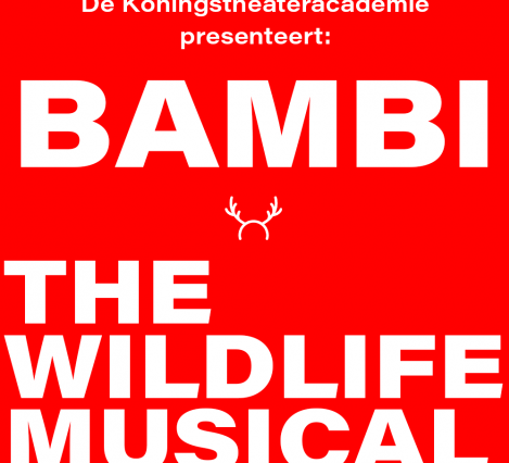 Bambi, The Wildlife Musical