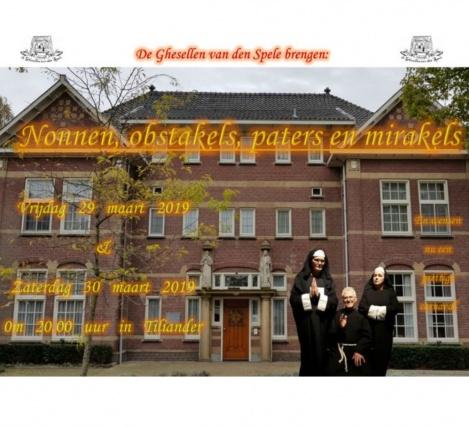 Nonnen, obstakels, paters en mirakels