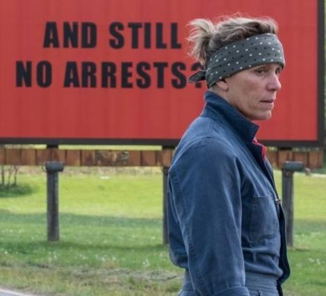 Filmhuis: Three Billboards outside Ebbing, Missouri