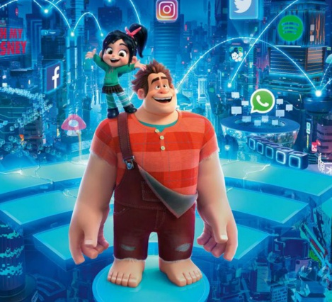 Jeugdfilm: Ralph Breaks the Internet