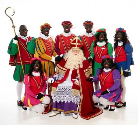 Sinterklaasvoorstelling