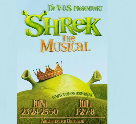 V.O.S speelt Shrek the Musical