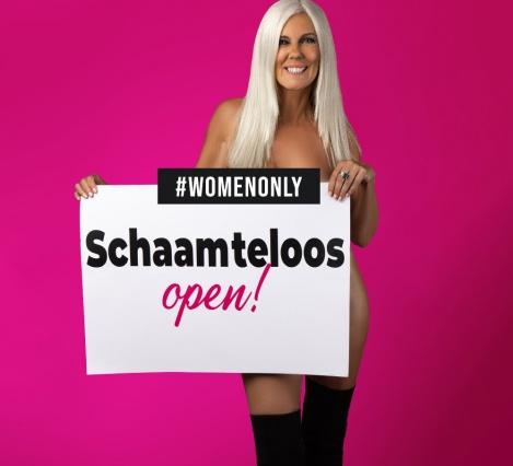 Schaamteloos open! (Ladies Night)