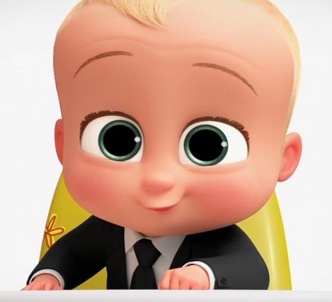 Jeugdfilm: The Boss Baby