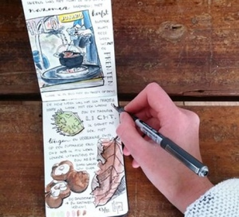 Sketch Café