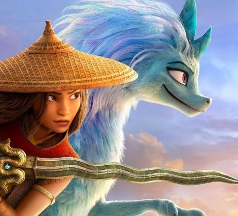 Raya en de laatste draak