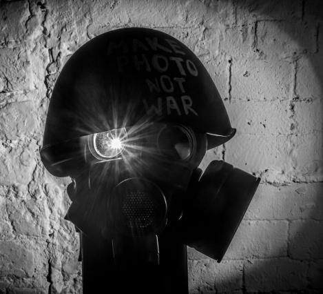 In de schaduw van de oorlog